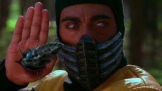 Mortal Kombat 1995  pelicula completa en espanol latino