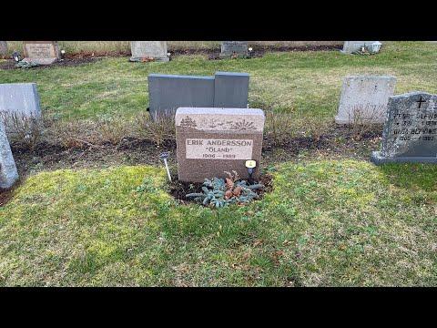 Rogslösa kyrkogård -