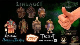 New Package NPCs Tera Game. 004. Any Chronicles ◄√i®uS►