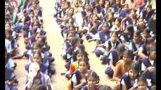 Spread Message Event 4 / SJRRM Municipal High School, Guntur, AP, India / 03 Aug 2016