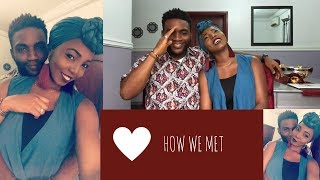 HOW WE MET || STORY TIME || TOLULOPE AND GBEMIGA ADEJUMO