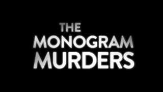 The Monogram Murders Cover Reveal