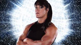 WWF Chyna 9th Theme Song - Who I Am with Arena Effects