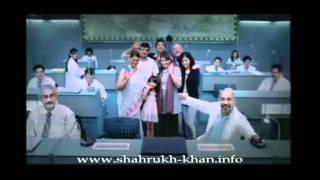 Shah Rukh Khan - Dish TV ad - february 2012