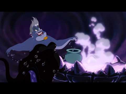 Смотреть мультфильм русалочка в hd