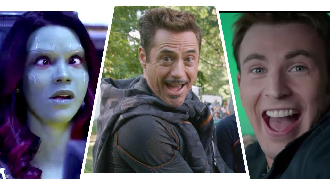 Avengers Bloopers Throughout the Years! (Exclusive)