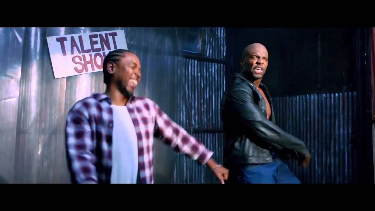 KENDRICK LAMAR DANCES WITH TERRY CREWS in NEW MUSIC VIDEO