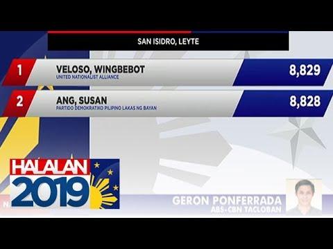 Download Bagong alklalde ng San Isidro, Leyte, isang boto lang ang lamang sa kalaban   Halalan 2019