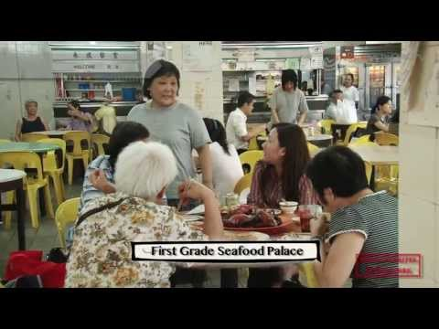 [3 Square Meals] First Grade Seafood Palace & Tom's Palette