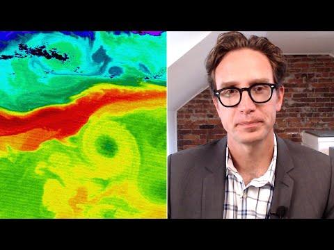 Dan Riskin on why the Gulf Stream 'engine' is losing steam