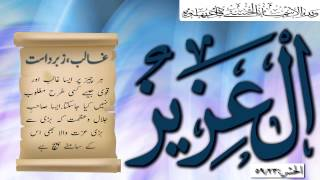99 Name of ALLAH With Meaning in Urdu And Tsreh part 1
