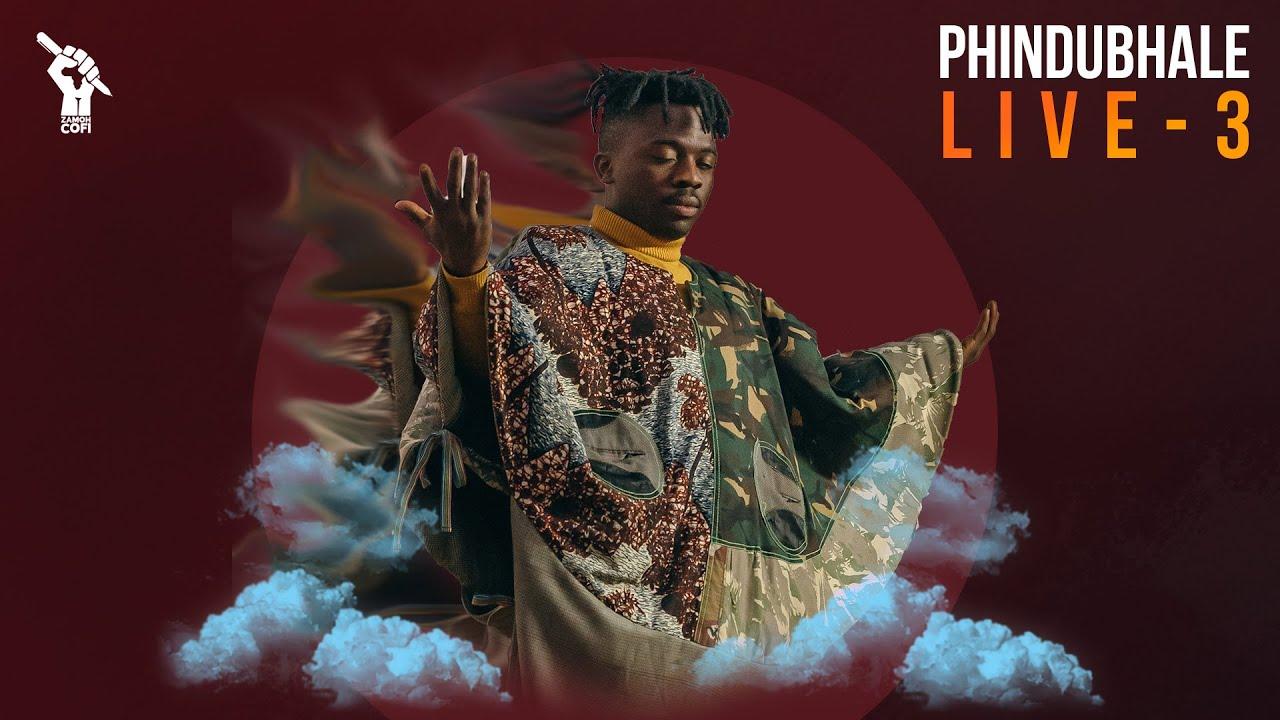 Download Zamoh Cofi - Phindubale Live 3 ft. Phila Dlozi