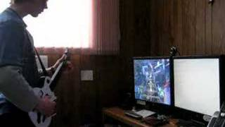 How to connect any wii guitar hero controller to a pc