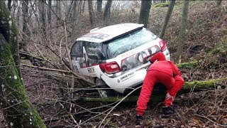 Best Of Crash Rallye | Rally 2018 [HD] - Show and Mistakes