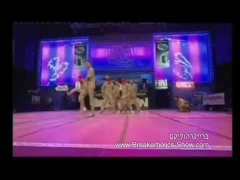ברייקרהוליקס - הופעות ברייקדנס מדהימות