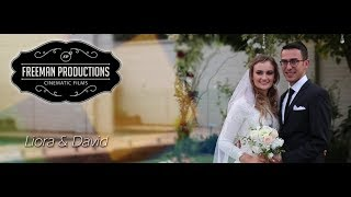Liora and David's HD Wedding Highlights 19 March 2018
