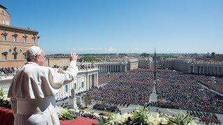Thông Điệp Phục Sinh Urbi et Orbi 2014 của Đức Thánh Cha Phanxicô