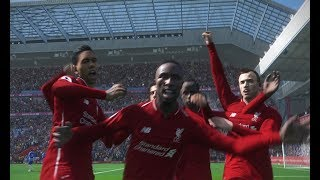 Liverpool FC vs Brighton - 2018/19 Season - New Signing Friendly | Gameplay PC