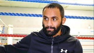 Frampton WASHED UP, Selby weight-drained; I'll beat Josh Warrington, says KID GALAHAD