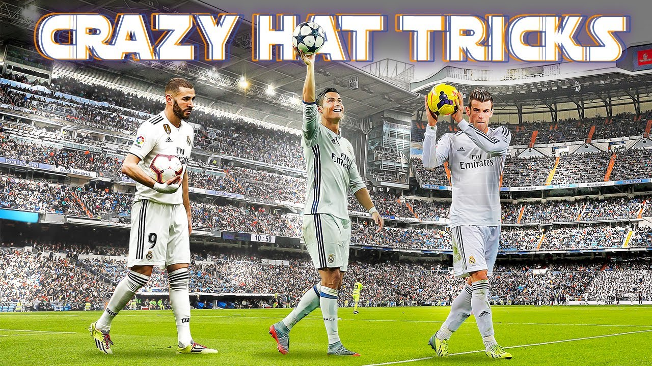 EPIC Real Madrid HAT-TRICKS! | Cristiano Ronaldo, Bale, Benzema