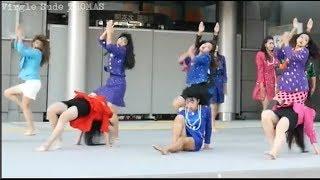 TDCジュリアナ ダンススタイル FREE 出演者数 40人 演技時間 2分30秒 大...