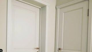 Межкомнатные двери из ясеня