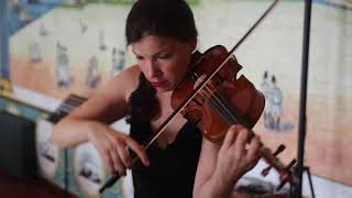 Beethoven, L. van: piano & violin sonata no 5 op. 24 in F Major. Allegro. Eva Febrer & Oscar Amieva