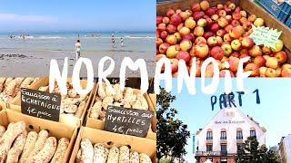 видео Пляжи Нормандии