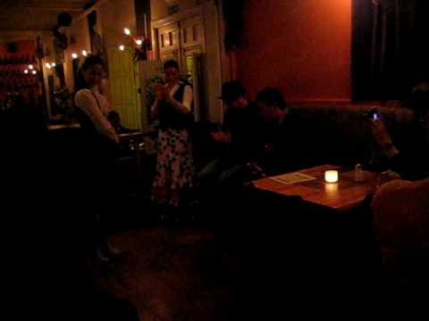 Flamenco en Restaurante Vino Mio en Malaga centro