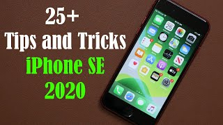 25+ Tips & Tricks for iPhone SE 2020