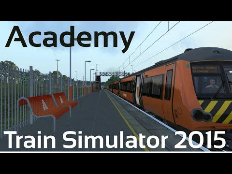 Academy - Class 170 DMU - Train Simulator 2015