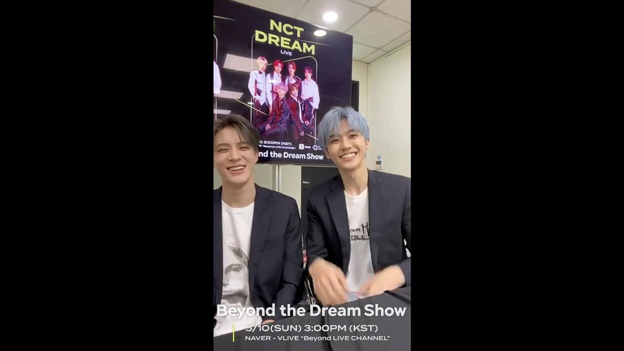 NCT DREAM #JENO #JAEMIN LIVE Highlights - #NCTDREAM - Beyond the Dream Show