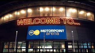 Welcome to the Motorpoint Arena Nottingham!