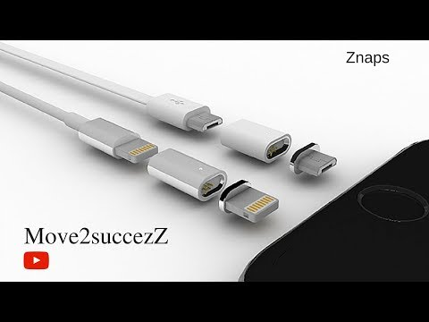 5 Best Magnetic USB Cable / Magnetic Charging Cable For Your Android And Iphone & Laptop#02