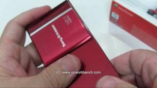 Sony Ericsson Satio 12.1 megapixel camera phone video review part #1/2(Sony Ericsson Satio 12.1 megapixel camera phone video review part #1/2., 2009-11-15T07:02:37.000Z)