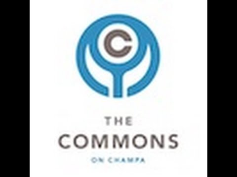Commons 0n Champa Grand Opening