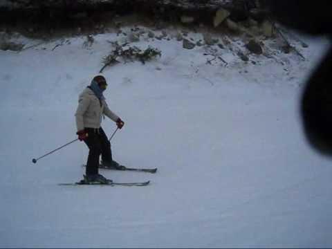 Fenigstein Family Skiing at Whiteface Mountain Lake Placid NY Part I