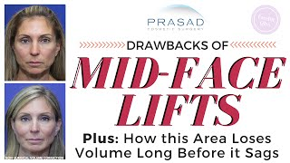Drawbacks of Mid-Face Lifts, and How the Mid-Face Loses Volume Before it Sags   Amiya Prasad, M.D.
