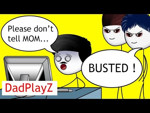 When a Gamer's Dad starts playing games at night thumbnail