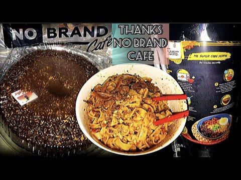 DAPAT HADIAH UCAPAN TERIMAKASIH DARI NO BRAND CAFE || Can a Gift of Thanks from No Brand Cafe