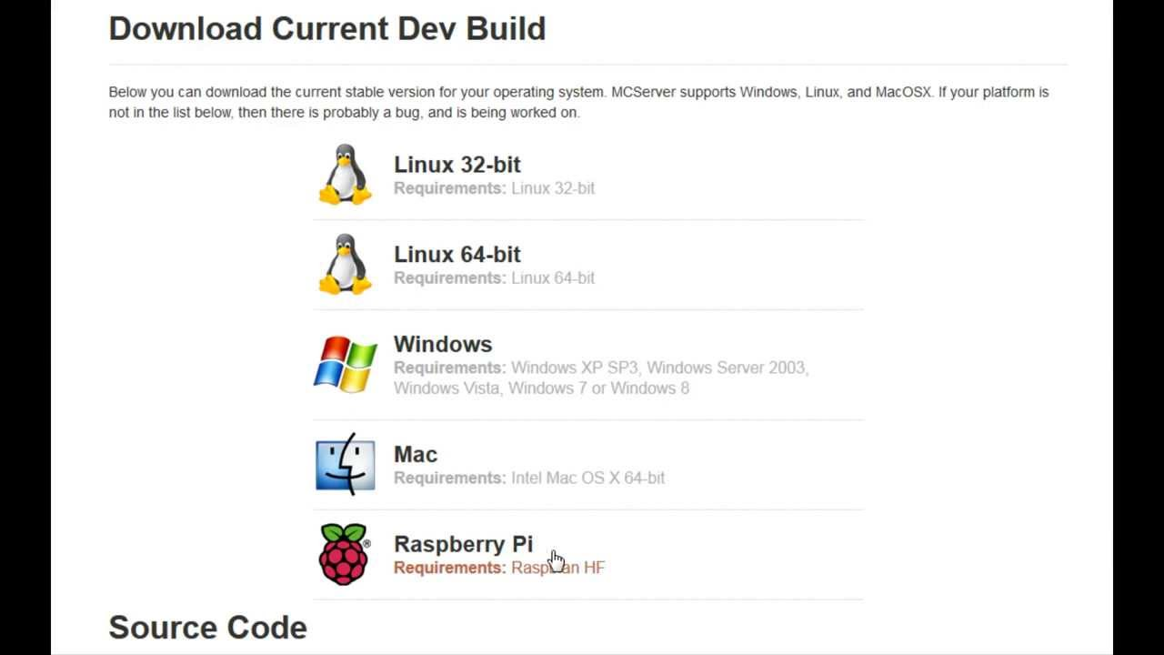 Minecraft Server Auf Raspberry Pi Tutorial German YouTube - Minecraft server erstellen raspberry pi