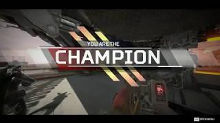 First Apex Legends Win! (Played for the first time!)