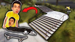 SKAT NG THE COOLEST RA L  N THE GAME Skater XL