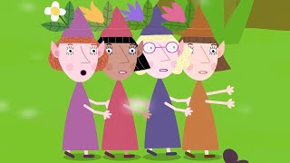 Ben and Holly's Little Kingdom 😜 Magic Trouble Compilation | HD Cartoons for Kids