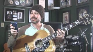 Grenade by Bruno Mars acoustic beginner guitar lessons