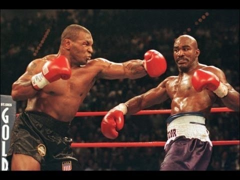 Mike Tyson Vs Evander Holyfield Ii 1997 Full Fight Youtube