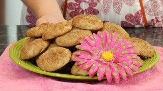 Easy Christmas Cookie Snickerdoodles Recipe : Baked Goodies