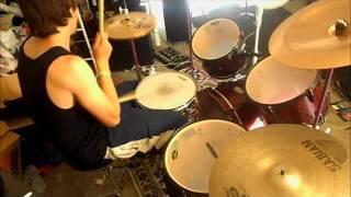 ルイジアナボブ (Louisiana Bob) Drum Cover --- Maximum The Hormone :)