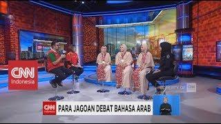 Bincang Ringan Dengan Para Jagoan Debat Bahasa Arab