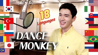 Download Dance Monkey (Tones And I) Multi-Language Cover in 18 Different Languages - Travys Kim